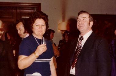 Chronik: Hugo und Annemarie Krischke 1970er