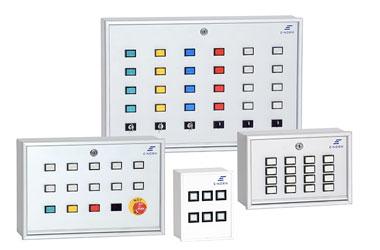 E-Norm - Befehlsgeraete, Tastaturen, Schaltanlagen