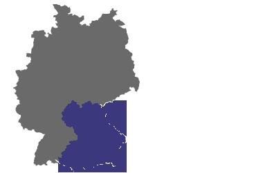 ELKA Hugo Krischke GmbH: Vertriebsgebiet Bayern gesamt