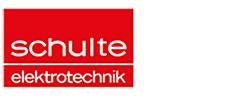 Marken, Hersteller, Vertretungen: Schulte Elektrotechnik