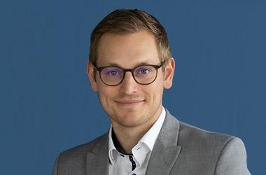 Martin Heiss, COO / Leiter Vertrieb, Innendienst