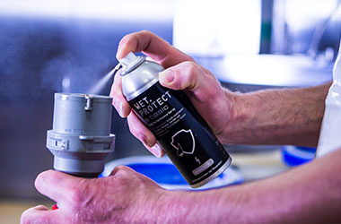 WET.Protect - Multifunktions-Spray, Feuchtigkeitsschutz